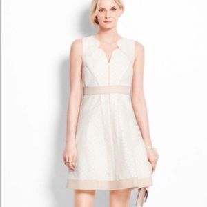 NWT Ann Taylor Lace Tea Dress